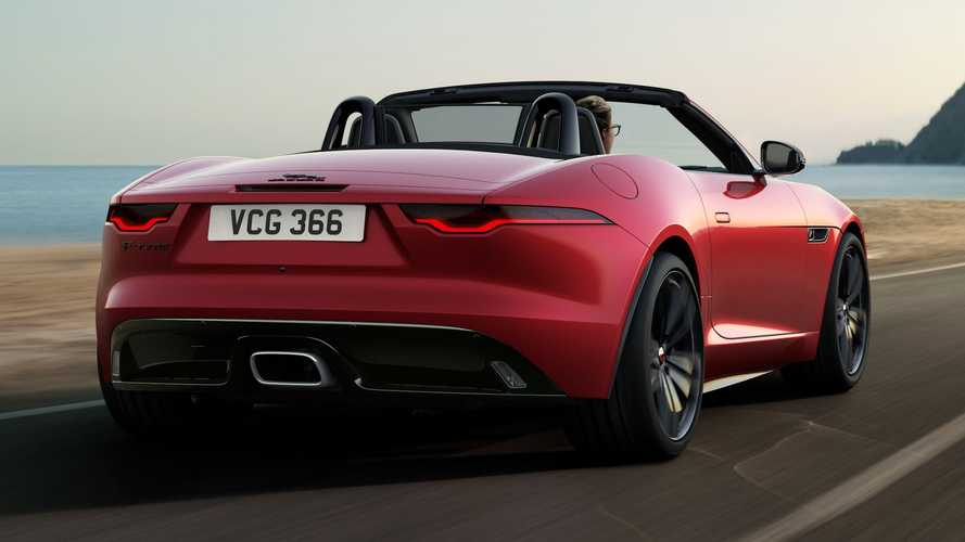 Jaguar F-Type R-Dynamic Black Edition