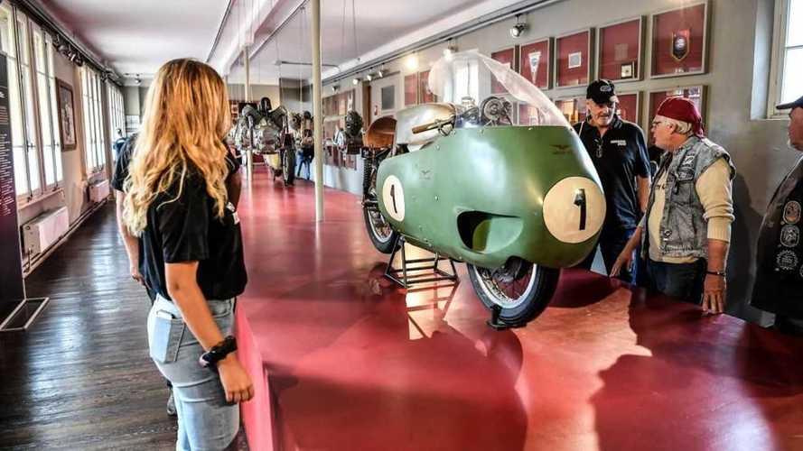 Moto Guzzi 100th Anniversary Traveling Exhibition