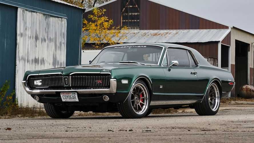 Ringbrothers Built A Badass Mercury Cougar With A Coyote V8