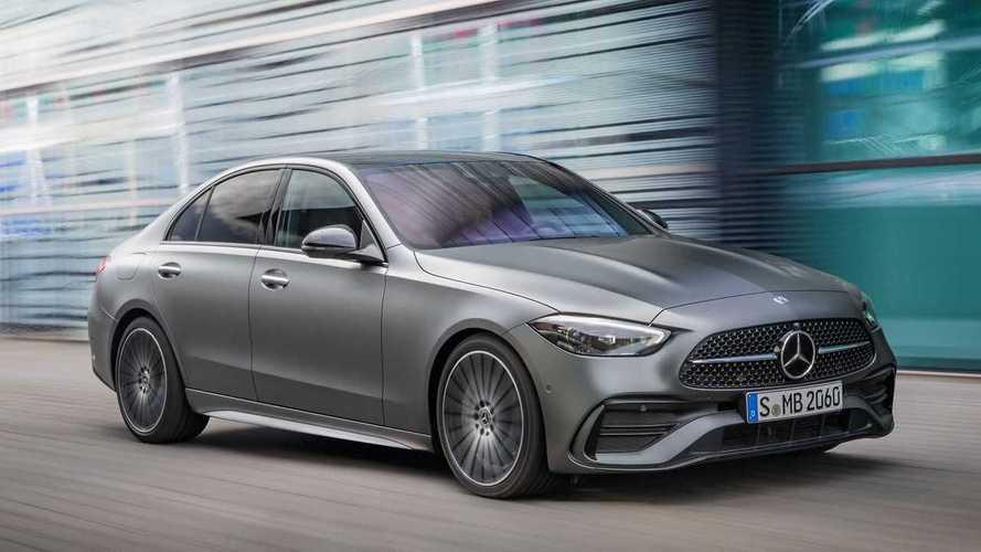 Mercedes-Benz Clase C 2021 y sus rivales