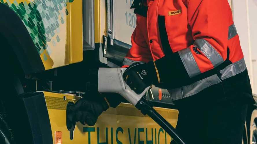 Camion elettrici, uno studio ci dice dove mettere le colonnine
