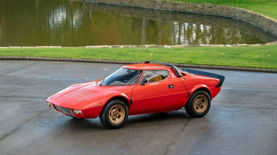 Lancia Stratos: un espléndido ejemplar, en venta por 560.000 euros