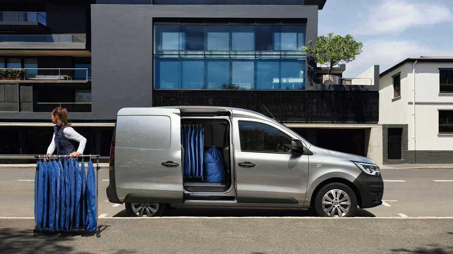 Nuovo Renault Express Van, pratico, compatto e all'avanguardia
