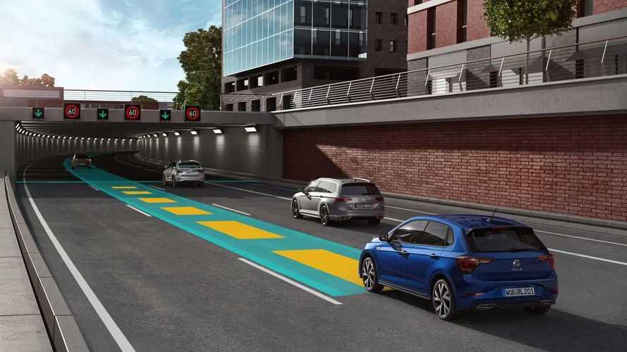 Volkswagen Polo, arriva la guida autonoma col pacchetto IQ. DRIVE