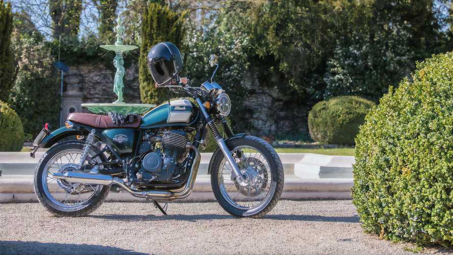Mash 650 Six Hundred Classic Is An Affordable Vintage Standard
