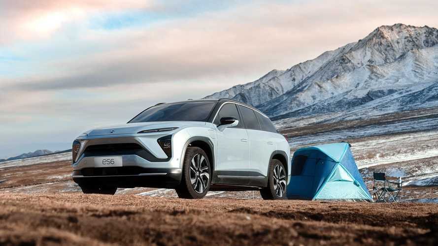 NIO Achieves Record Sales Result In March 2021