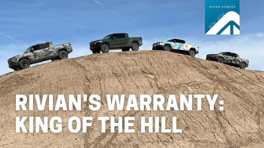 Rivian Releases Its New Vehicle Warranty For The R1T Truck and R1S SUV