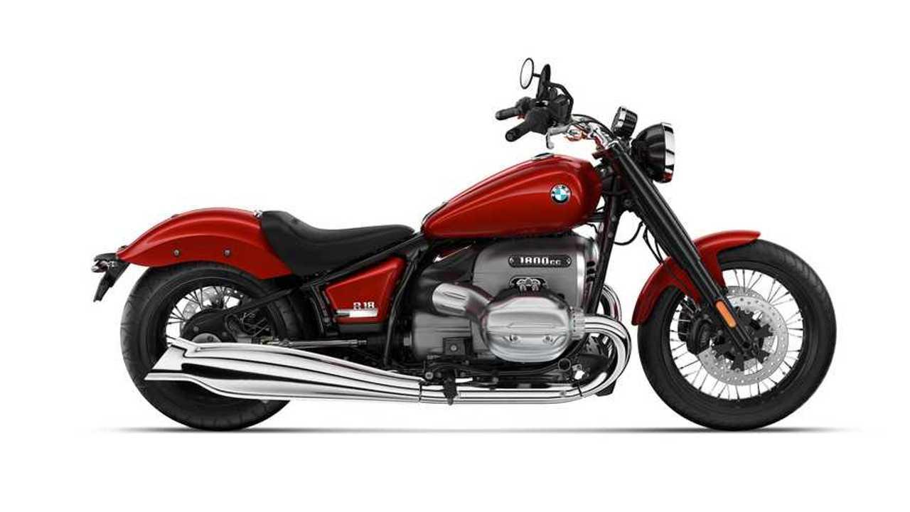 2022 BMW R 18 - Red