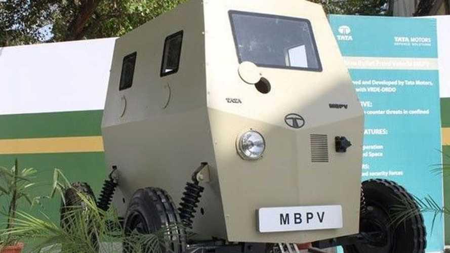 Así es el MBPV, el vehículo de asalto del ejército indio