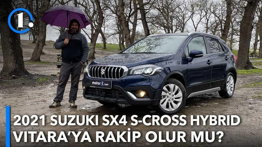 2021 Suzuki SX4 S-Cross Hybrid Elegance | Neden Almalı?