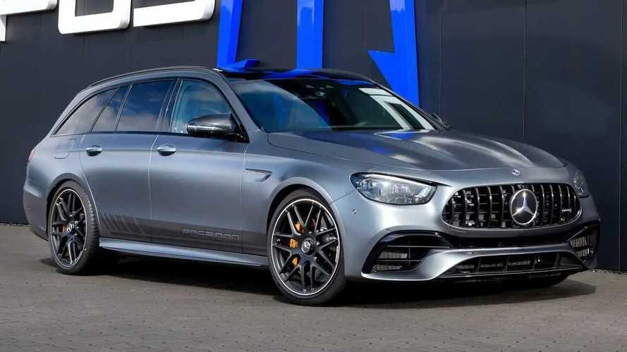 Posaidon catapulta el Mercedes-AMG E 63 S Estate hasta los 953 CV