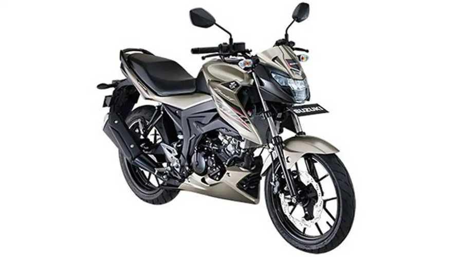 Update Harga Terbaru Motor Sport 150cc Suzuki Bulan Juni 2021
