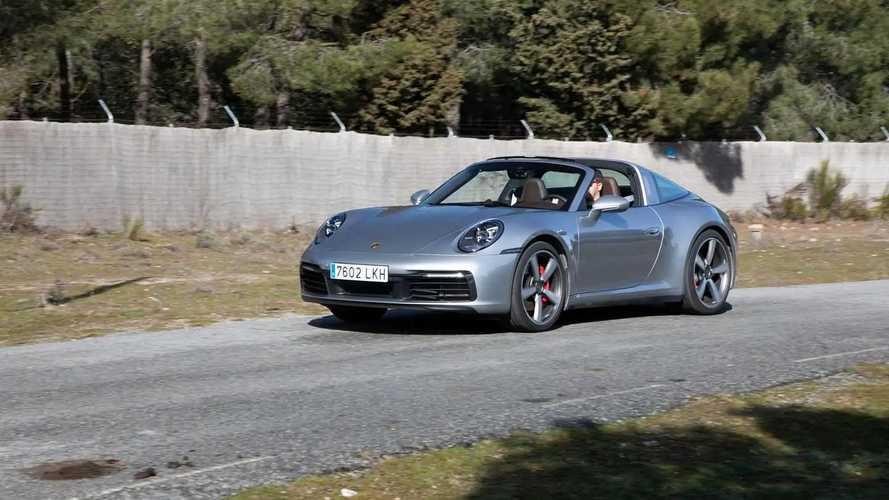 Prueba Porsche 911 Targa 4S 2021