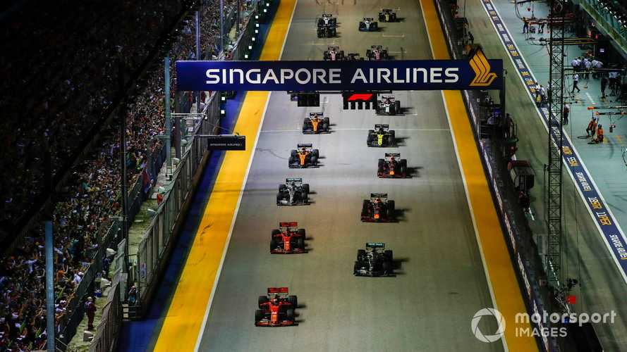 Singapore GP called off due to COVID restrictions