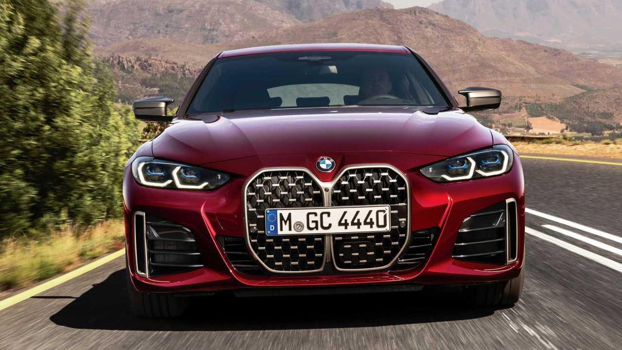 Новое Gran Coupe от BMW получило в России только один мотор