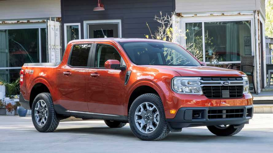 2022 Ford Maverick Compact Truck Revealed: 40 MPG From $19,995