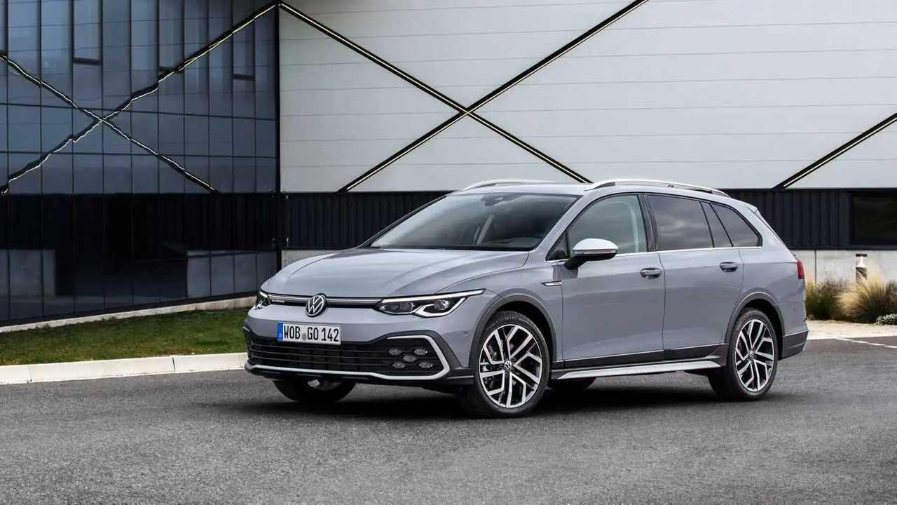 Den VW Golf Variant gibt es als Leasing-Auto für 295 Euro monatlich