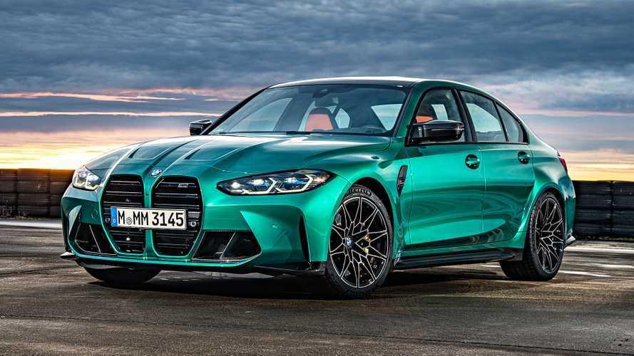 La nuova BMW M3 CS si prepara a sfidare la Giulia GTA