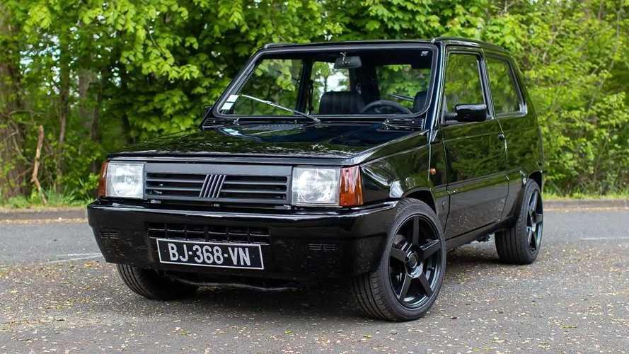 La Fiat Panda de Mister V est de nouveau à vendre !
