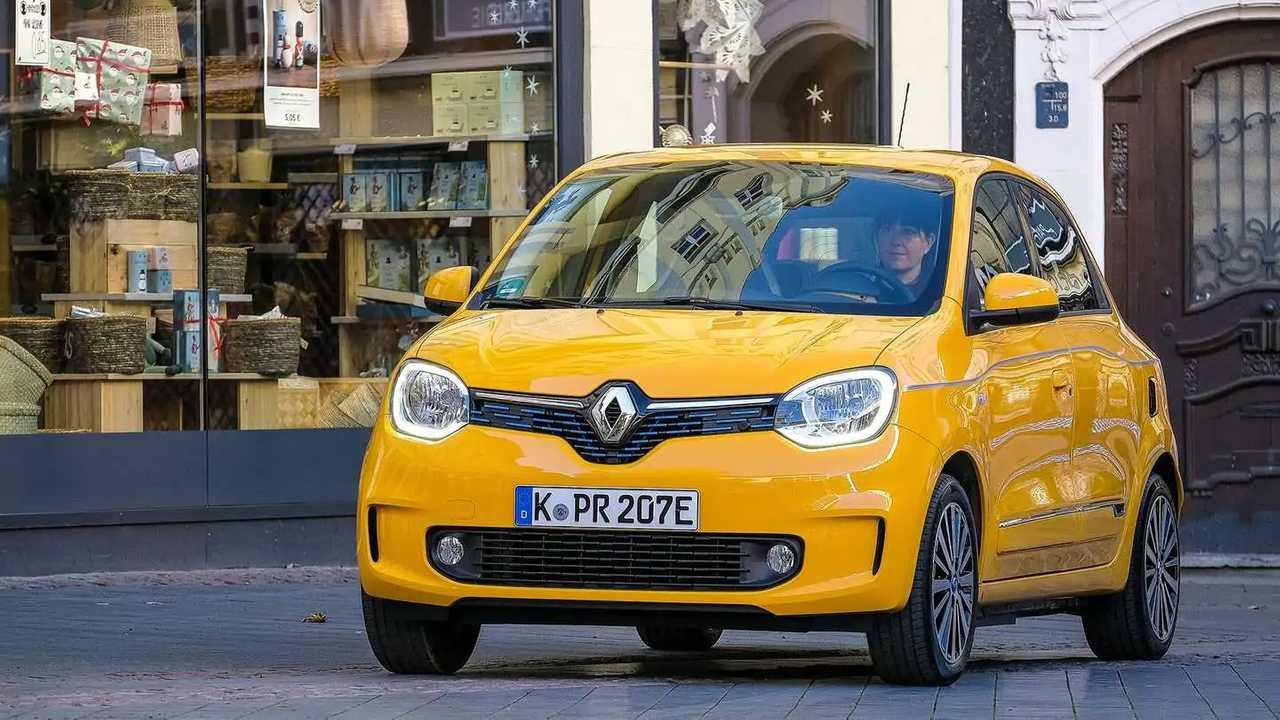 Den Renault Twingo gibt es als Tageszulassung für 485 Euro monatlich