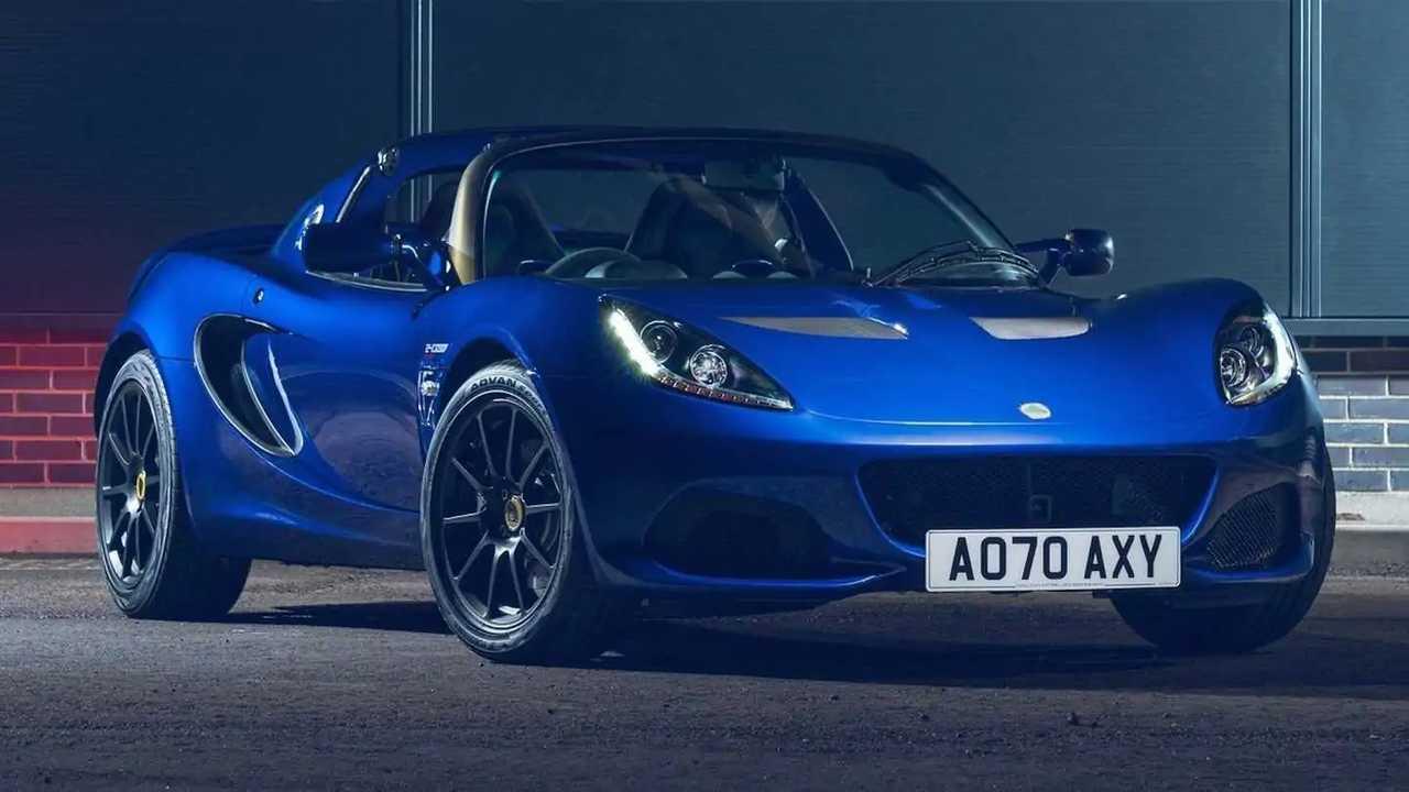 Lotus Elise Final Edition 2021