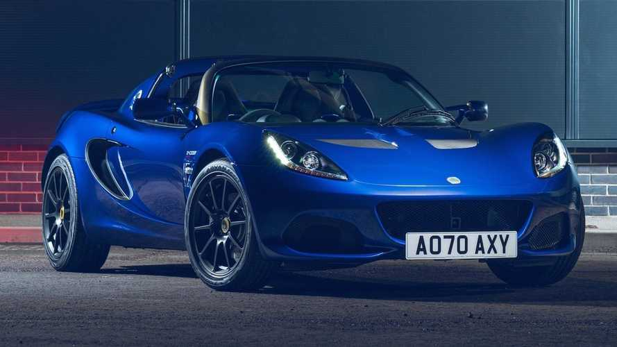 Lotus Willing To Sell Elise Platform To Other Companies