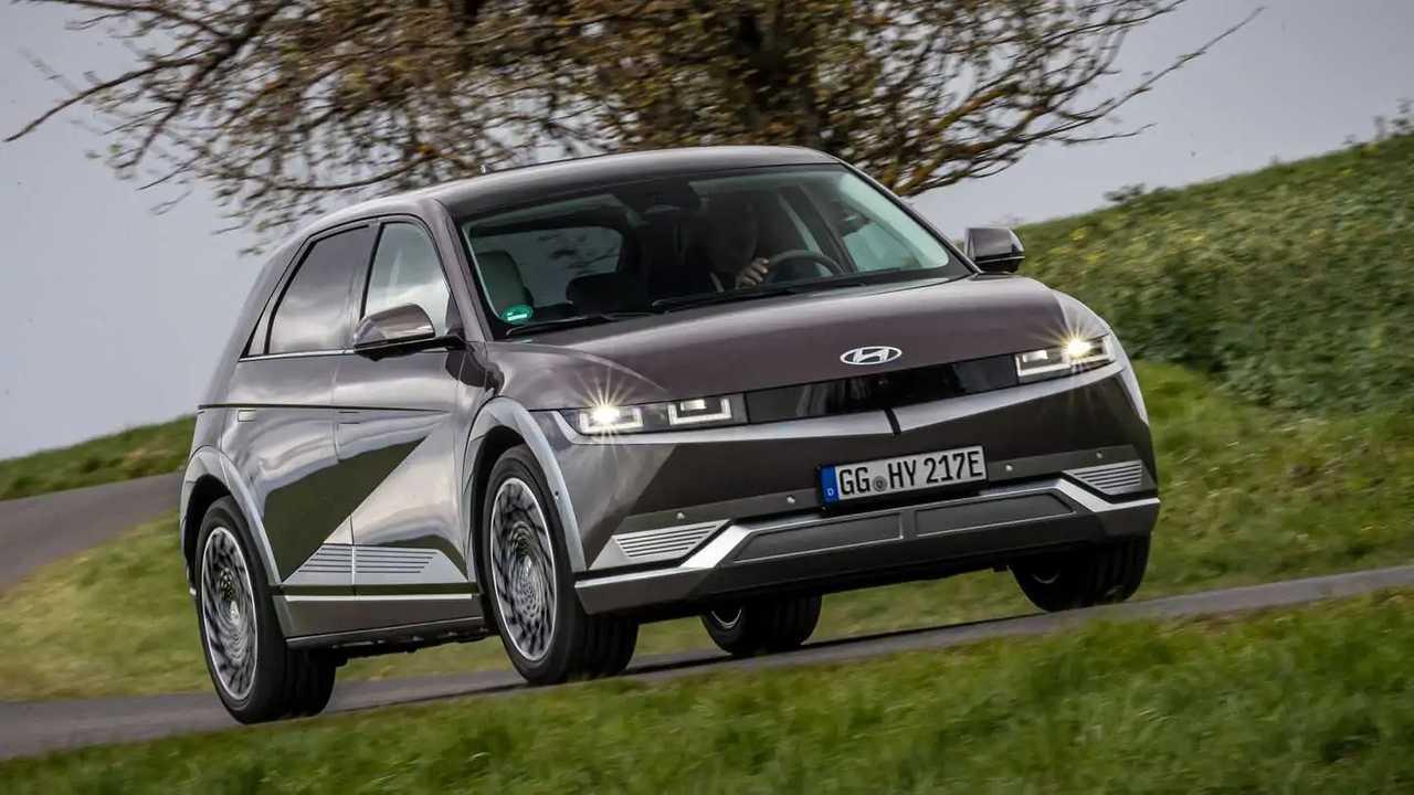 Hyundai Ioniq 5 im Test