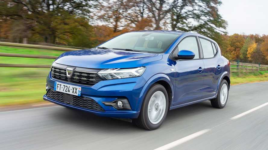 'Sandero elétrico' e carros híbridos estão nos planos da Dacia