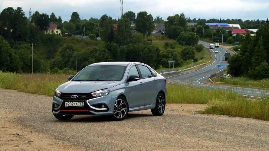 LADA Vesta Sport в роли GT: способен ли седан пожирать километры?