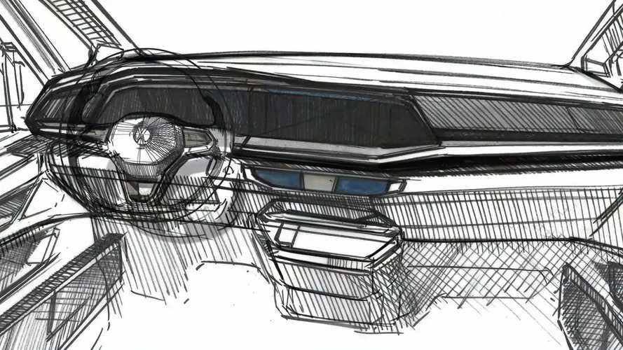 Volkswagen T7 Multivan teaser 2022