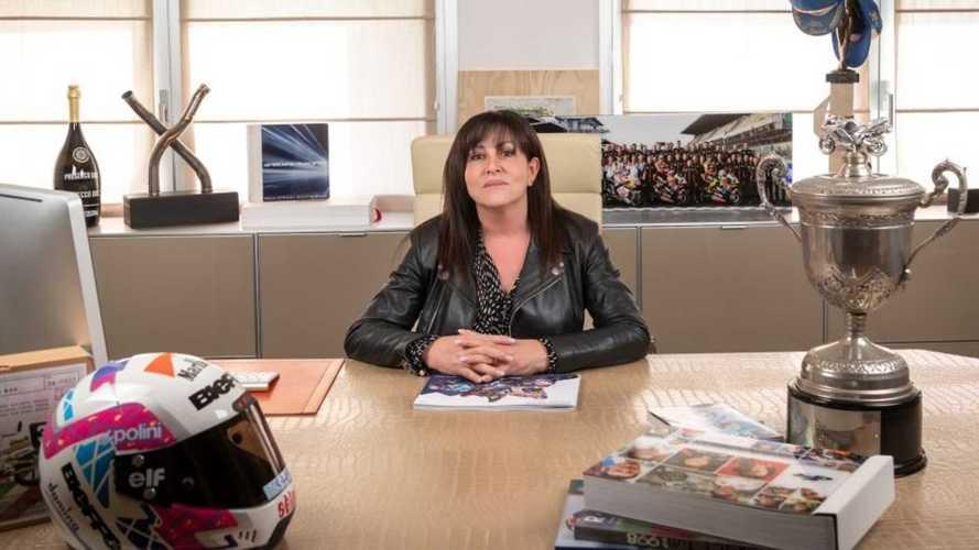 Nadia Padovani Takes Over As Gresini Racing MotoGP Principal
