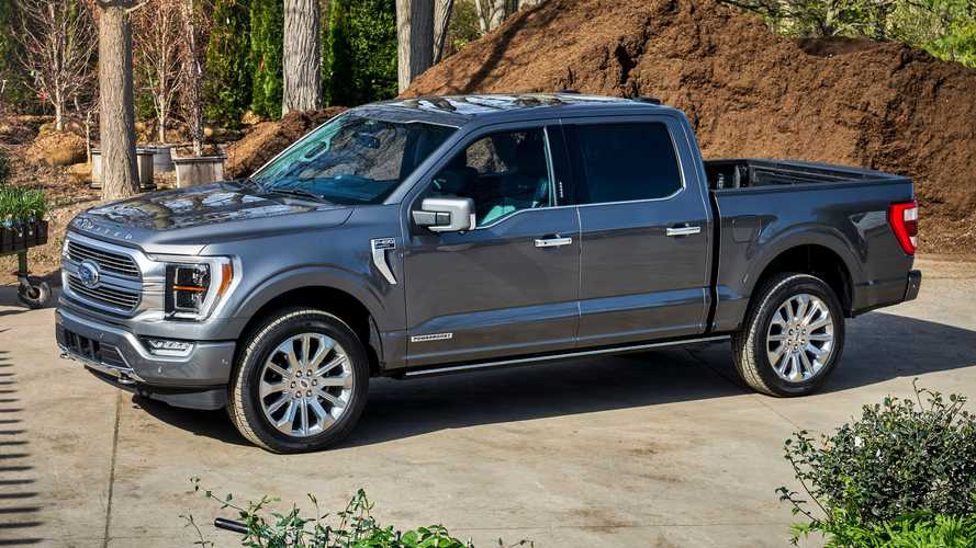 2021 Ford F-150 Added Features