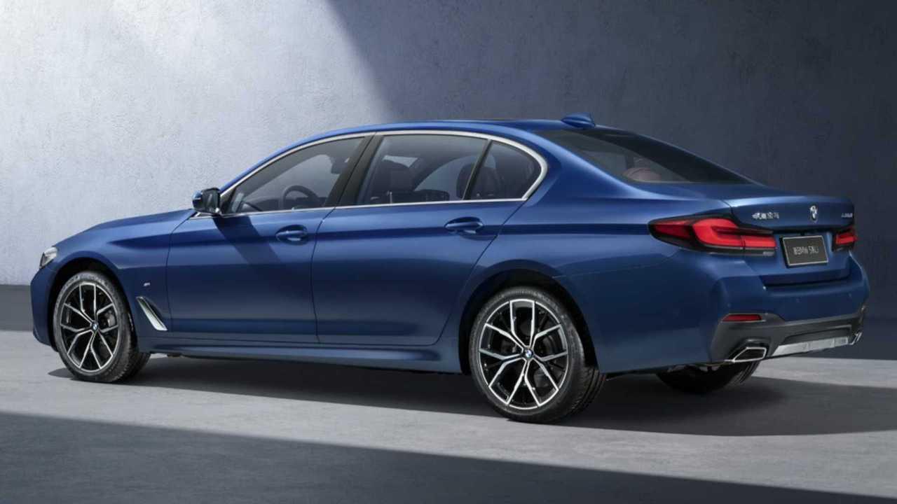 BMW Serie 5 Li