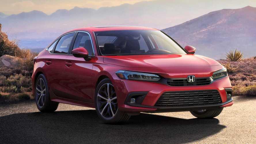 Honda Civic (2021): Alle Infos und Fotos