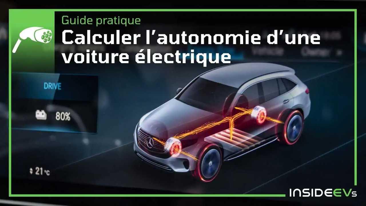 Comment calculer l'autonomie d'une voiture électrique ?