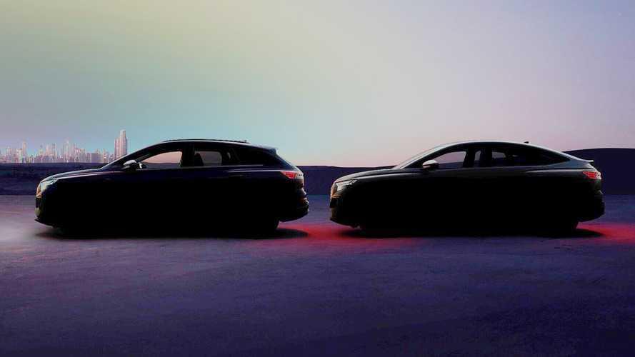 Audi Q4 e-tron: due SUV compatti elettrici al debutto il 14 aprile