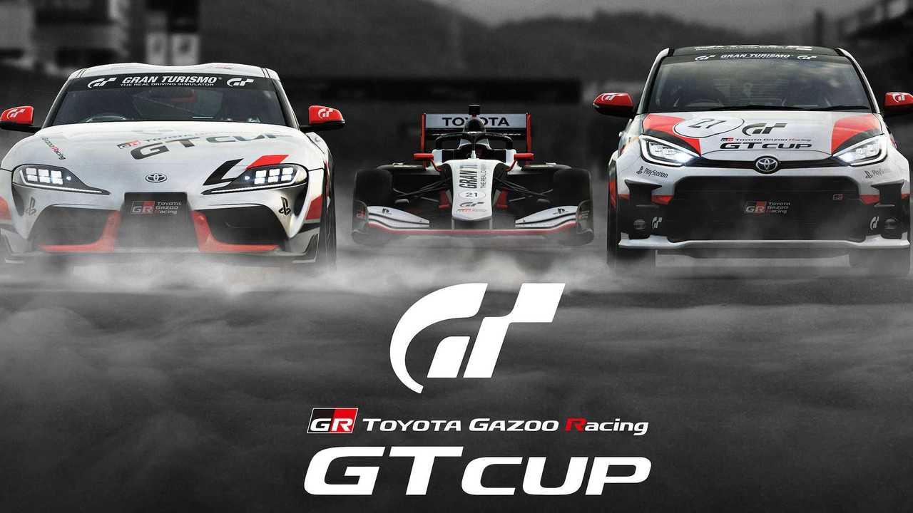 Toyota Gazoo Racing GT Cup 2021.