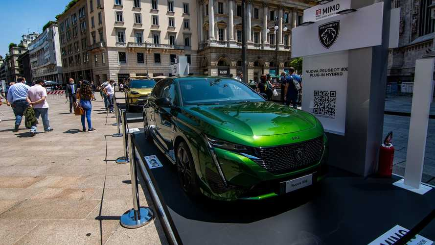 Peugeot al MIMO 2021