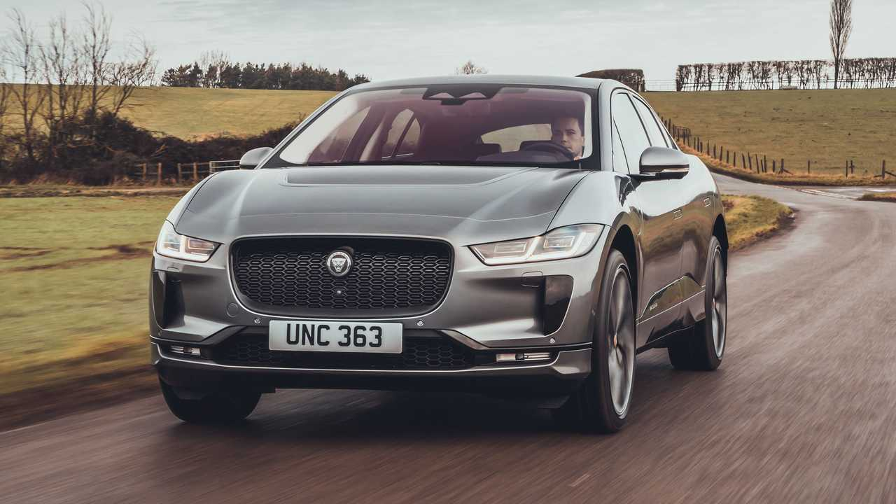 Jaguar I-Pace will remain brand's only SUV in the new electric era