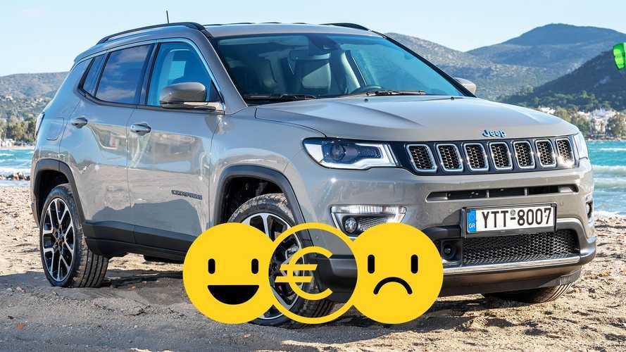 Promozione Jeep Compass 4xe, perché conviene e perché no