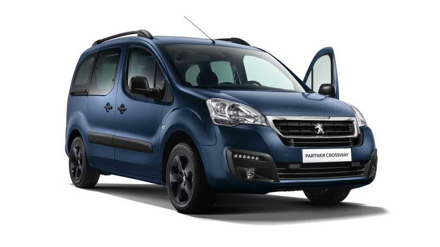 Peugeot предложила россиянам пассажирский Partner – с автоматом