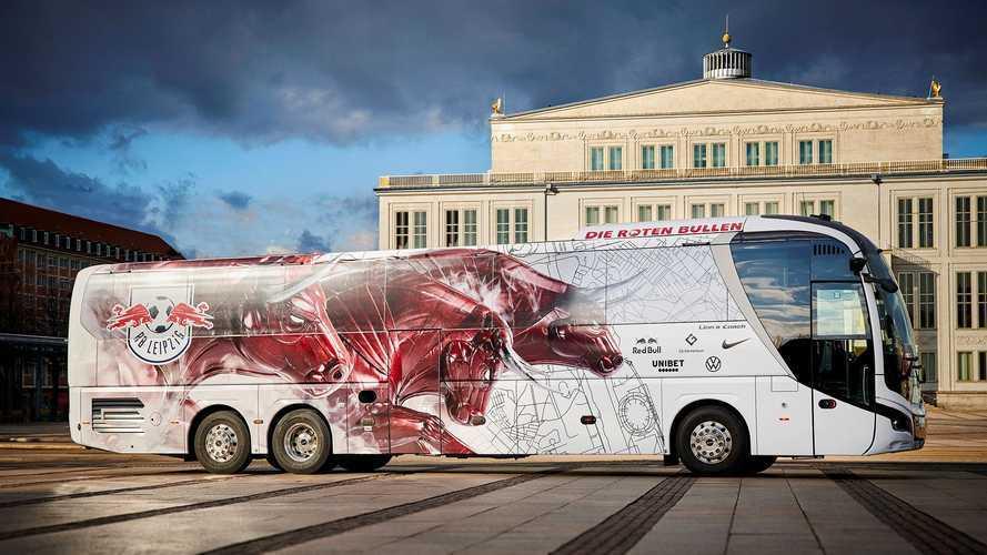 Leipzig fährt MAN: Top-Neuzugang für die Roten Bullen