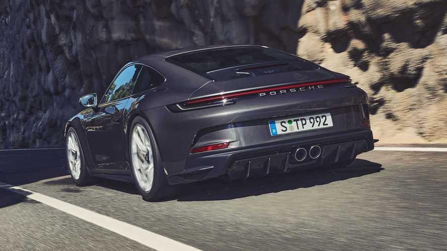 La Porsche 911 GT3 maintenant disponible avec le Pack Touring