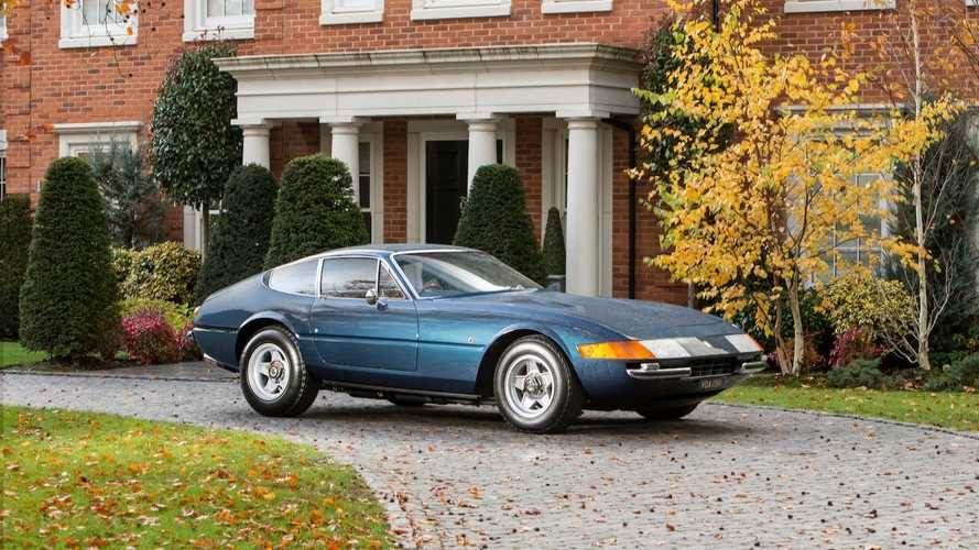 The Ferrari Daytona That Taught Learners How To Drive Fast