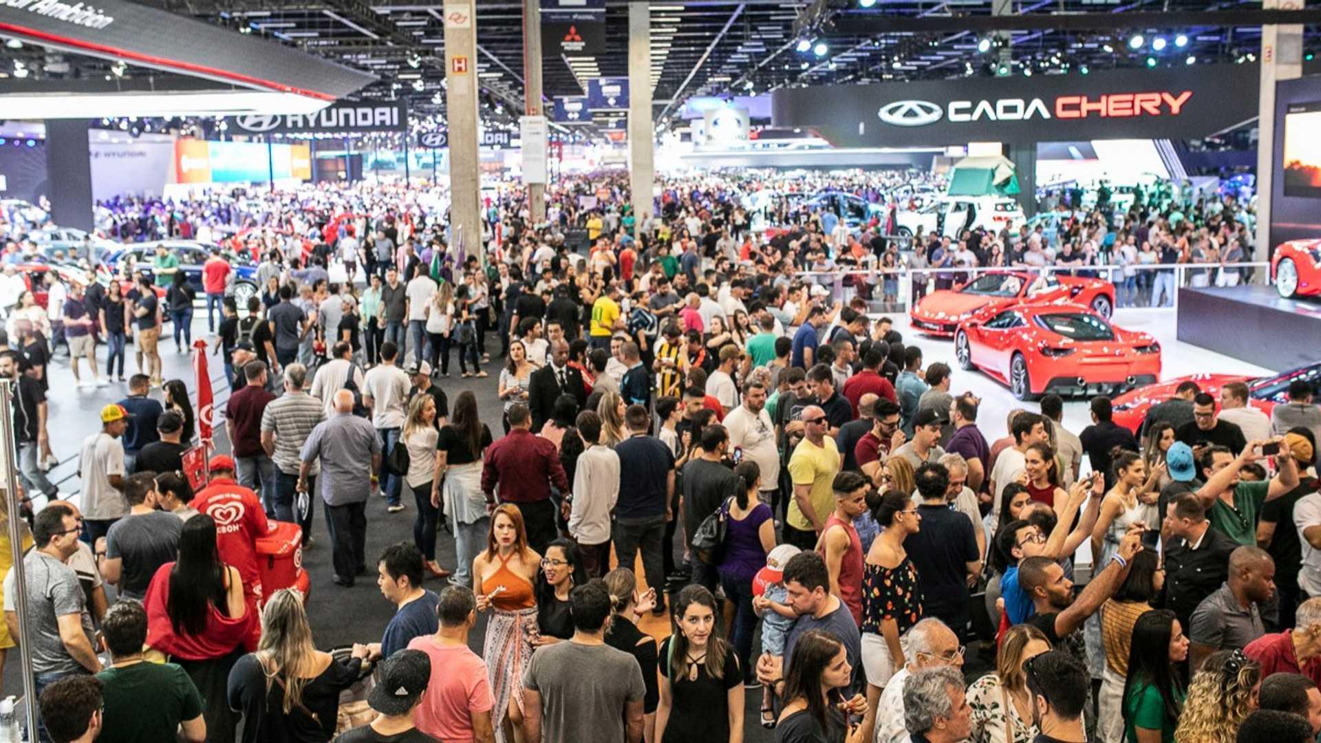 Salão do Automóvel 2018 teve 742 mil visitantes em 11 dias