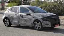 Novo flagra Renault Clio 2019