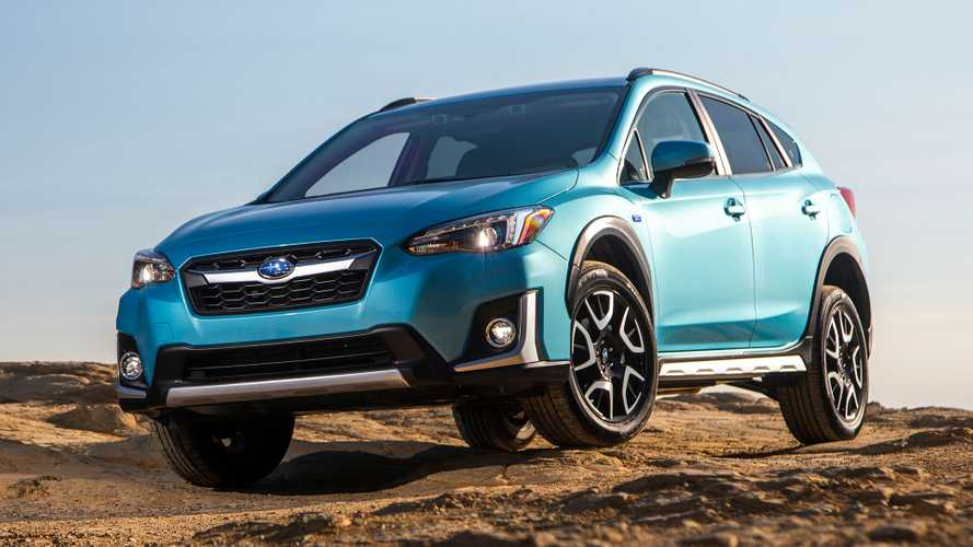 2019 Subaru Crosstrek Hybrid First Drive: The Overachiever