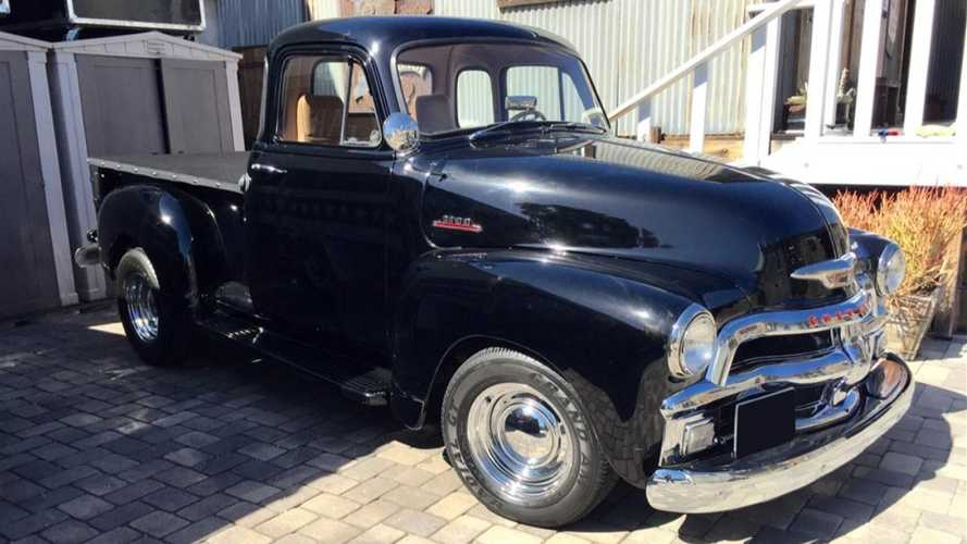 A Good Day To Buy Hard: Bruce Willis' Hot-rod Pick-up At Auction