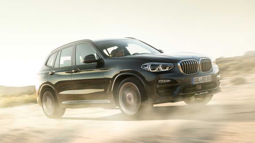 2019 Alpina XD3 Biturbo