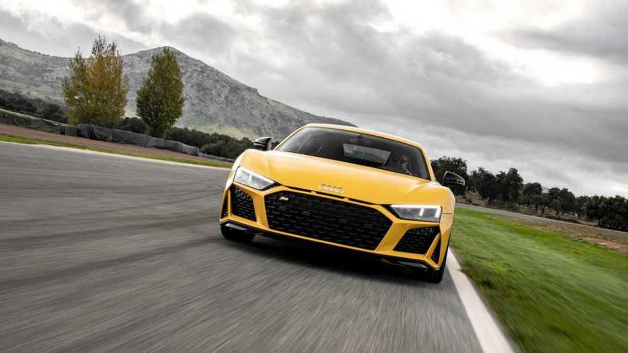 2019 Audi R8 Detaylı Fotoğraf Galerisi